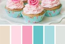 Color Scheme - Cupcake