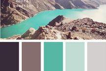 Color Scheme - Turquoise