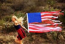 4th of July / Party and decor ideas to celebrate July 4th!