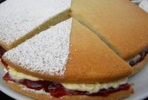 Cakes / Cakes from around the world