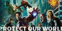Heroes - Marvel & DC