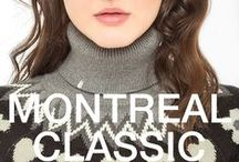 SUN68 ♡ MONTREAL CLASSIC / The new SUN68 women's collection proposes for this winter clothes with a nordic and romantic feel, recalling with their material and decorations all the magic of Christmas: classic sweaters with nordic decorations, woolen hats, woolen scarves, melange sweaters and cardigans.