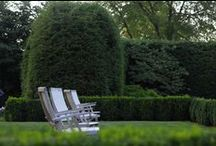 JPLA-TRADITIONAL LANDSCAPE DESIGN / Traditional gardens and landscapes designed by Janice Parker Landscape Architects