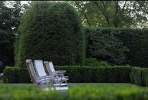 JPLA-TRADITIONAL LANDSCAPE DESIGN / Traditional gardens and landscapes designed by Janice Parker Landscape Architects