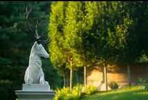 JPLA-HISTORIC LANDSCAPE DESIGN / Classical gardens and landscapes designed by Janice Parker Landscape Architects