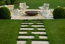 JPLA-CONTEMPORARY LANDSCAPE DESIGN / Contemporary gardens and landscapes designed by Janice Parker Landscape Architects