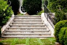 MASONRY-WALLS AND STEPS