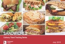 "Sandwiches: Culinary Trend Tracking Series | Packaged Facts / ""Sandwiches: Culinary Trend Tracking Series"" profiles eight sandwich types that are gaining in importance on restaurant menus and in prepared foods/deli retailing."