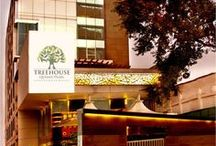 Treehouse Gurgaon / Treehouse Hotel Gurgaon is one of the best business hotels in Gurgaon. We are strategically located on the RIGHT side of Gurgaon a mere fleeting 300 Meters from Rajiv Chowk.