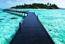 Travel Goals✈ / dream destinations and favourite places
