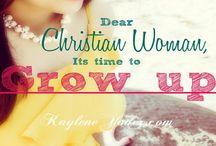 Christian Women Encouragement