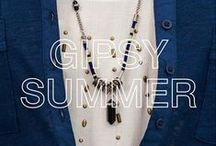 SUN68 ♡ GIPSY SUMMER / Long dresses, charms and metal details: this SUN68 look takes inspiration from summer festivals and boho style. Let you inspire by this feminine but super rock mood!