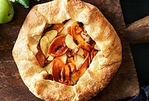 Made with our Pie Dough / We sell frozen pizza and pastry dough called U-bake. Here's what you can make with it.