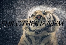 Philotherianism / Dedicated to the love of animals.