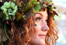 Elfen Feen Prinzessinnen Kobolde Fantasy / by Nicole Dittmann