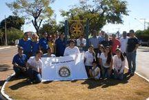 Viver Rotary Transformar Vidas / Feliz Ano Novo Rotario!
