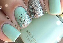 Nails / Uñas muy elegantes o grandiosas