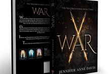 War / Book 3 of The True Reign Series