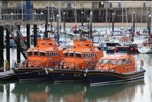 Lifeboat Visits and Relief Boats