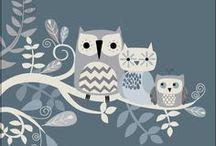 Совы/Owls
