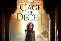 Cage of Deceit (Book 1, Reign of Secrets)