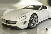 Concept cars / Great Lines, great design.