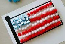 Patriotic Crafts & Activities for Kids
