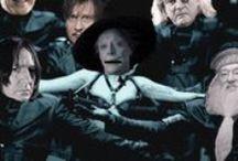 Hunger Games & Harry Potter