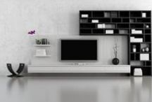Entertainment Units / The perfect den does not create itself. It is made with your favourite gadgets. And entertainment units like these that add chic glam to your urban homes. TV shows, movie marathons, or game nights - the fun begins right here.
