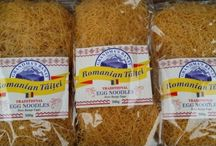 Romanian food and Taitei / Buy Romanian Free range egg noodles.  SA @ tony and mark's, standom in newton and Mercato Campbelltown.