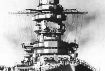 Battleships of WWII / Great Battleships of WWII