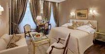 Suite Dreams / Eine Einladung zum Träumen. Einblicke in Suiten und Zimmer der Hotels, mit denen wir arbeiten.