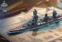 World of Warships / Wallpapers from World of Warships