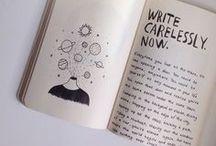| Bullet Journal / Planner Inspiration |