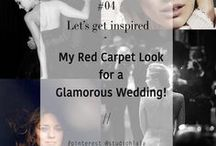 Let's get inspired // May Red Carpet Look