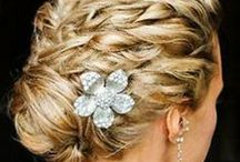 Beautiful Hair Up-do's for Brides or Special Occasions