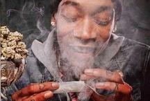 Smoke and weed -.- / by Karol Grabuz
