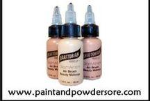Airbrush & Skin/Hair Coloring