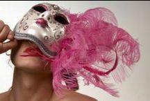 LIFES a MASQUERADE / Life can be very mysterious and full of surprises / by Debbie Sanders
