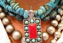 Turquoise / One of my favorite colors ever!! / by Debbie Sanders