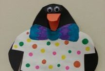 Storytime crafts / the crafts that the kids make at storytime