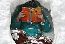 Places to Read / Any place is a good place to open a book