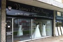 Victoria's bridal boutique first set of dresses / Lilly dresses just arrived with us, Lillian west are on there way later this year