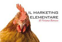 Il marketing elementare / La gallina che fa coccodè, per avvertire il contadino che ha fatto l'uovo, manda il primo naturale segnale di #marketing