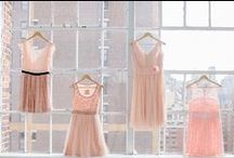 Brautjungfern // Bridesmaid Dresses