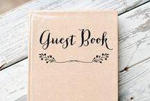 Gästebuch // Guest Book