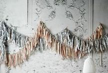 2014 // De luxe / Alles glitzert und glänzt. Gold, Silber und Kupfer treffen auf die klassischen Farben Grau, Schwarz & Weiß.