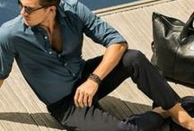 Men's Style / There is nothing better than a sharpe dressed man / by Debbie Sanders