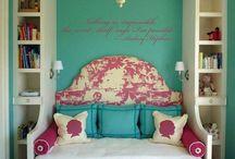 Cute room stuffs / Rooms I love <3