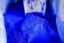 Blues clues? No, ok. / All dem blue things